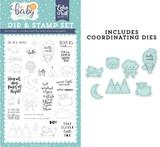 New Arrival Die & Stamp Set