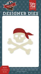 Skull & Crossbones Die Set