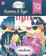 Mermaid Dreams Frames & Tags Ephemera