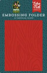 Zebra Embossing Folder