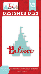 Believe Castle Die Set