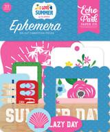 I Love Summer Ephemera