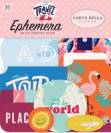 Let's Travel Ephemera