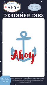 Ahoy Anchor Die Set