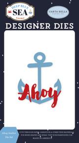 Ahoy Anchor Die Set