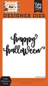 Happy Halloween #2 Die Set