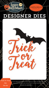 Trick or Treat Bat Die Set