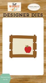 Harvest Crate Die Set
