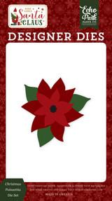 Christmas Poinsettia Die Set