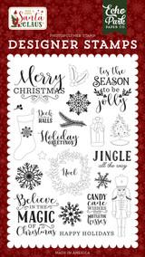 Magic Of Christmas Stamp Set