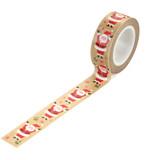Celebrate Santa Washi Tape