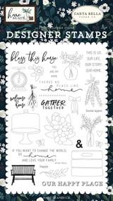 Gather Together Stamp Set