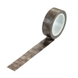 Winter Woodgrain Washi Tape