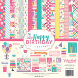 Happy Birthday Girl Collection Kit