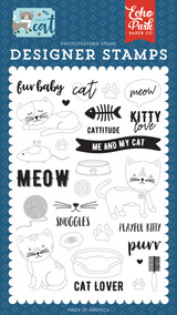Kitty Love Stamp Set