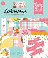 I Love Easter Ephemera