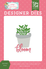 Bloom Plant Die Set