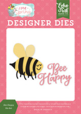 Bee Happy Die Set