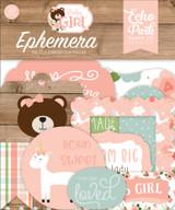 Baby Girl Ephemera