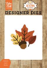 Leaves & Acorn Die Set