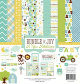 Bundle of Joy Boy A New Addition Collection Kit