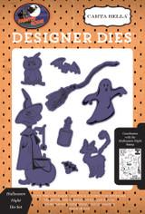 Halloween Night Die Set
