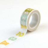 ABC123 Washi Tape