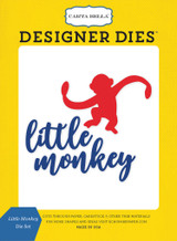 Little Monkey Die Set