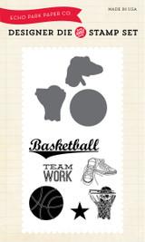 Basketball Die/Stamp Set