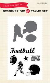 Football Die/Stamp Set