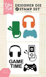 Game Time Die/Stamp Set