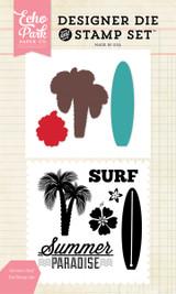 Summer Surf Die/Stamp Set