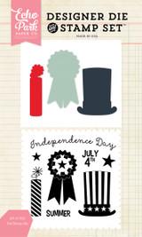 4th of July Die/Stamp Set
