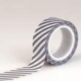 Navy Stripe Washi Tape