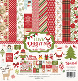 I Love Christmas Collection Kit