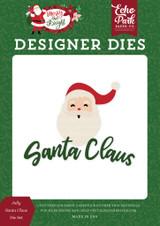 Jolly Santa Claus Die Set