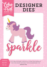 Unicorn Sparkle Die Set