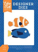 Fish Friends Die Set