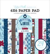 My Favorite Winter 6x6 Paper Pad