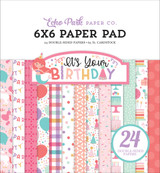 It's Your Birthday Girl 6x6 Paper Pad
