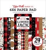 Little Lumberjack 6x6 Paper Pad