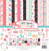 It's Your Birthday Girl Collection Kit