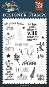 Get Lost Together Stamp Set