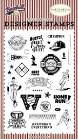 Champion Player Stamp Set