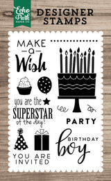 You Are Invited Stamp Set