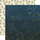 Adventure Awaits: Written in the Stars 12x12 Patterned Paper