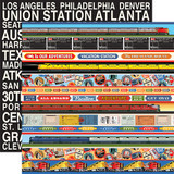 All Aboard: Border Strips 12x12 Patterned Paper