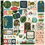 Animal Safari: Element Sticker Sheet