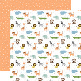 Baby Boy: Bundle of Joy 12x12 Patterned Paper