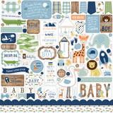Baby Boy: Element Sticker Sheet